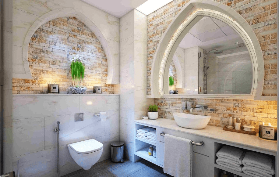 Simple Designing Ideas That Make Your Bathroom Look Modern