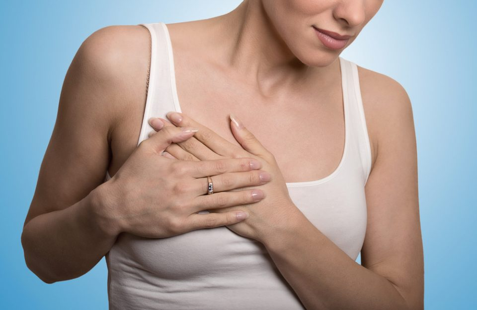 Types of breast cancer and related conditions
