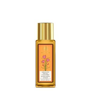 Forest Essentials Delicate Facial Cleanser, Saffron and Neem, 50ml