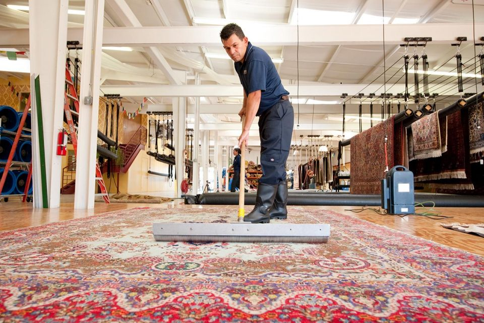 5 Helpful Tips To Maintain And Clean Your Area Rugs!