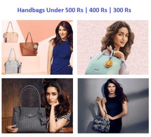 Ladies Handbags Below 500 Rs, Womens Bags Under 400,300 Rs