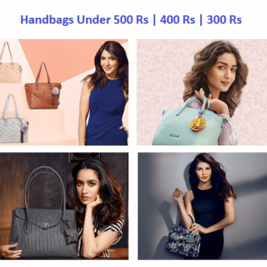 Ladies Handbags Below 500 Rs, Womens Bags Under 400,300 Rs