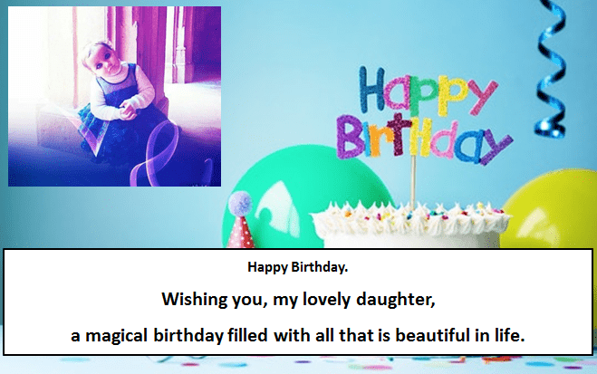 1000+ Birthday Wishes for Daughters HD Images (2021)