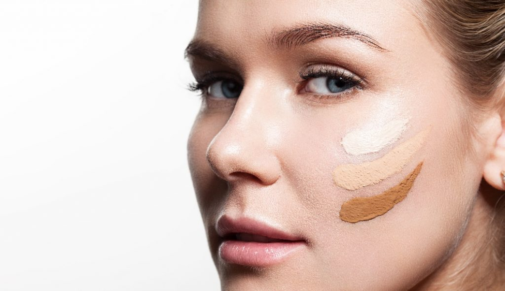 The First Step To Flawless Makeup Picking The Right Foundation