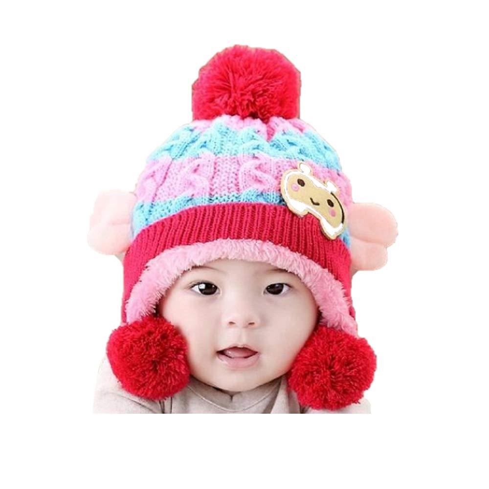 Woolen Cap Design For Girl & Baby Girl