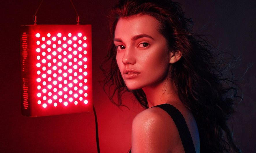 Step by Step Guide of Red Light Therapy at Home