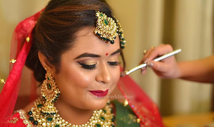 9 Bridal Make-up Tips for Scintillating Look