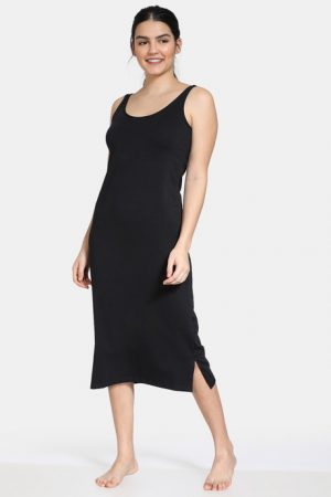 Black Long Camisole Under 500 Rupees