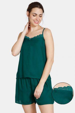 Green Night Shorts 1000