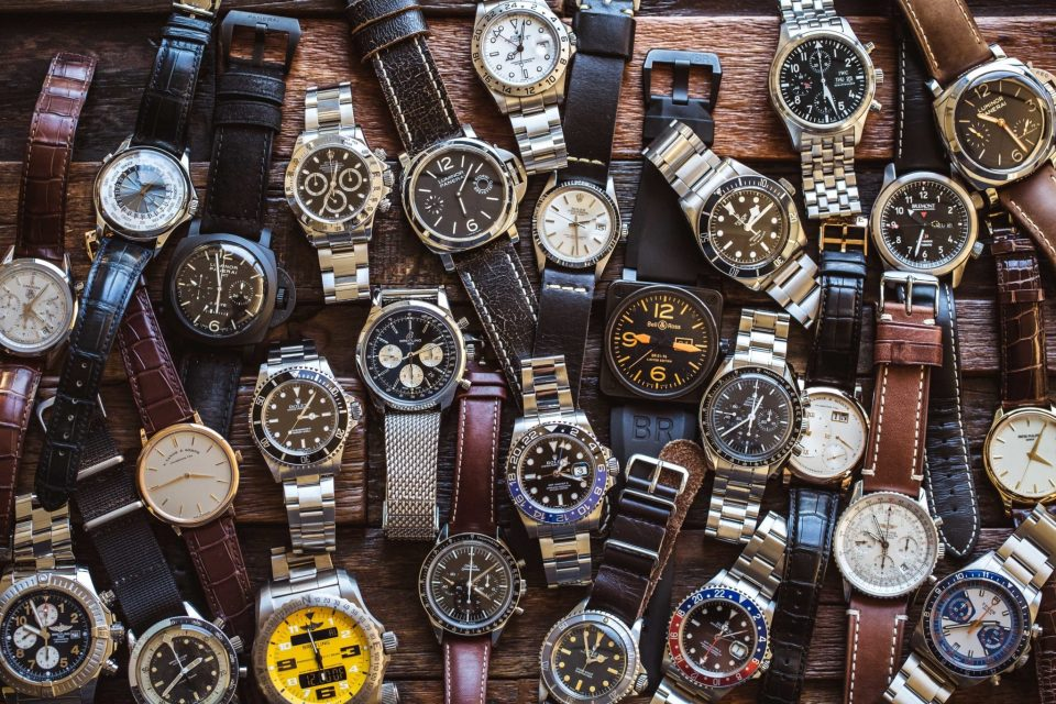 Watch Guide for Beginners: 5 Basic Wristwatch Categories