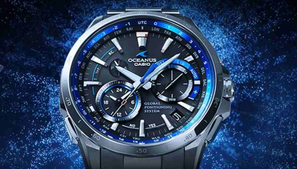 4 Notable Casio Oceanus Watches You Should Buy