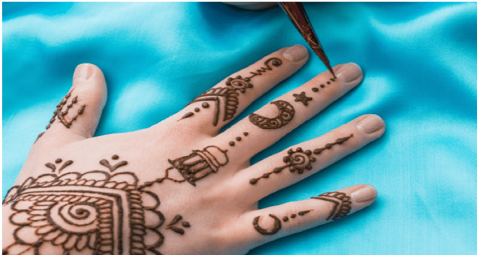 How to Remove henna from skin – 5 Simple DIY Methods