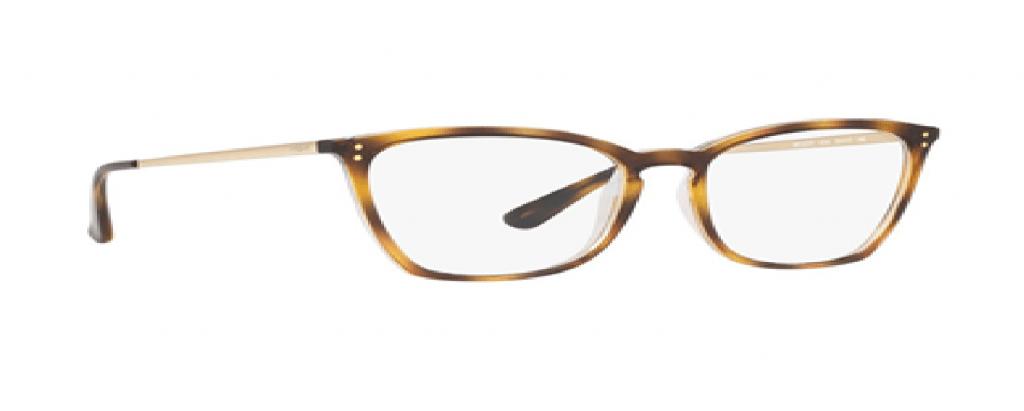 Description: Brown Square Rimmed Eyeglasses from Vogue