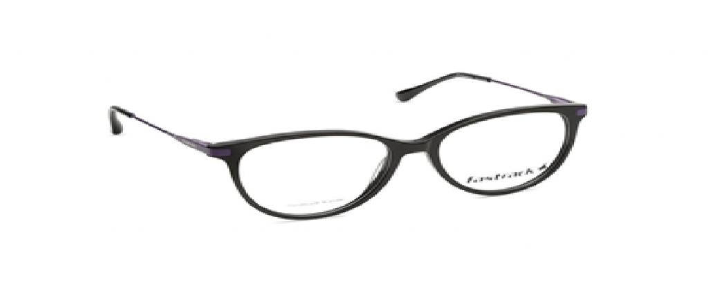 Description: Black CatEye Rimmed Eyeglasses from Fastrack