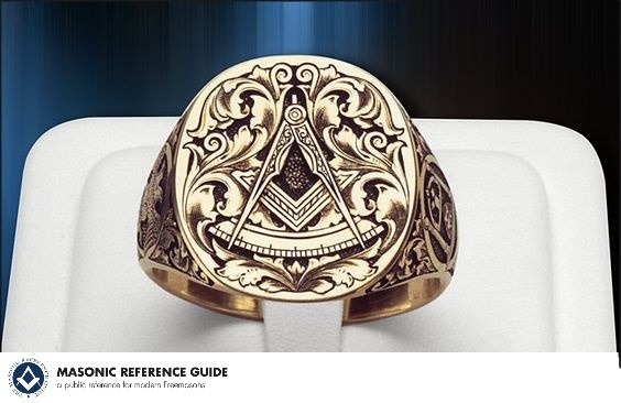 ARE THERE ANY BENEFITS OF WEARING MASONIC RINGS