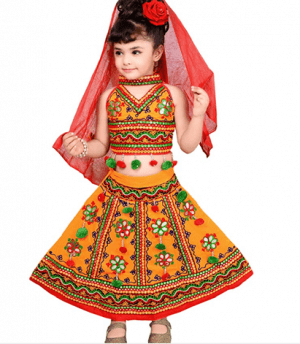 Radha Dress Leghnga Choli