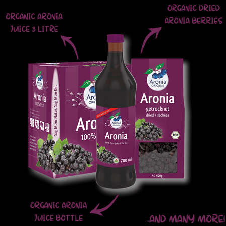 Aronia Berries: Benefits and Uses