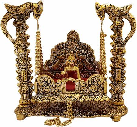 Little Bal Krishna Janmashtami Murti