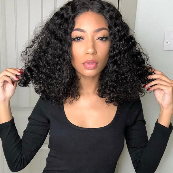 Difference between water wave hair and Deep wave hair:
