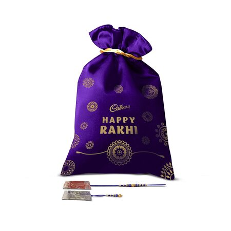 Cadbury Silk For Raksha Bandhan Special Gifts
