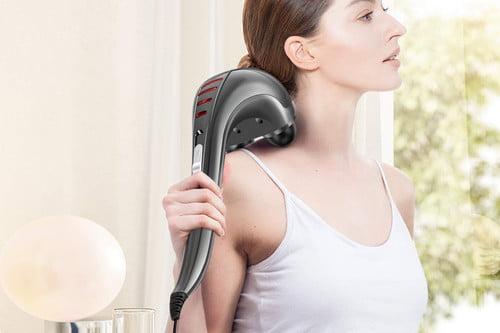 Is a massage gun an alternative to a therapist