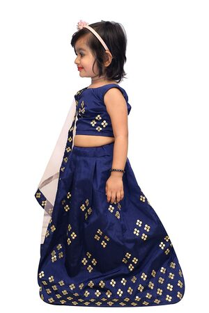 Navratri Dress for Baby Girl