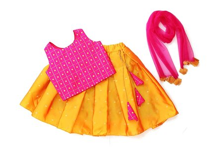 Dandiya dress for Baby Girl