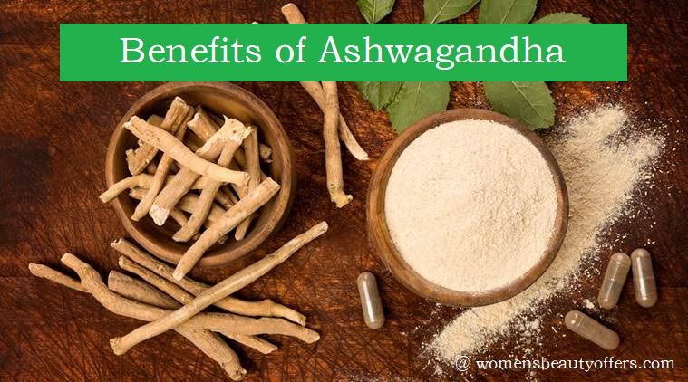 Benefits of Ashwagandha – Helps in reduce stress