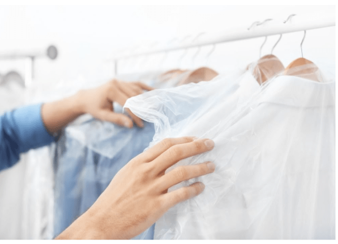 What Are Chemical Used in Dry Cleaning Services?