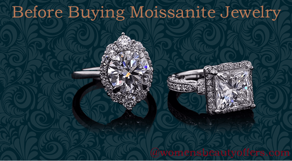 Excellent Factors to Know Before Buying Moissanite Jewelry
