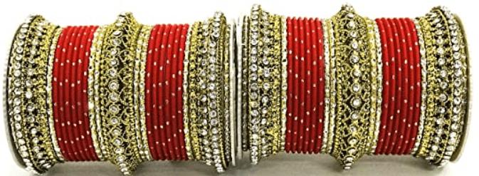 Bridal Chura latest designs 2021 with price