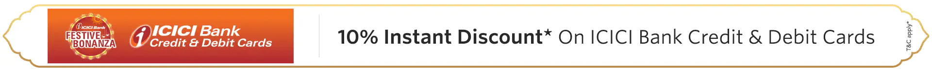 Myntra Discount Offers
