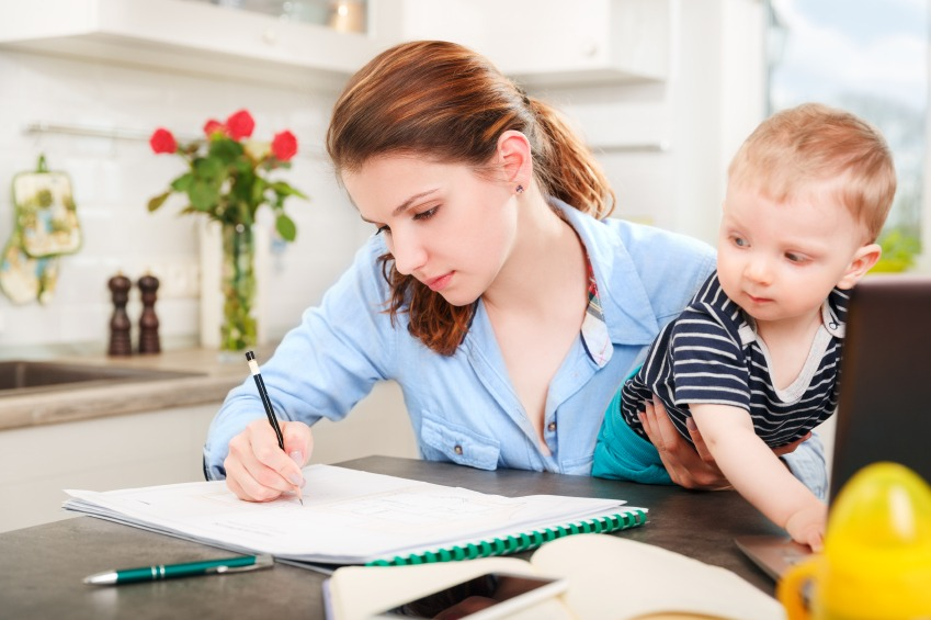 Working Mom Daily Schedule – Best Time Management For Busy Moms!