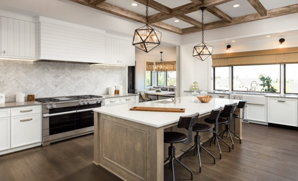 5 Modern Kitchen Designs That Balance Functionality and Aesthetics